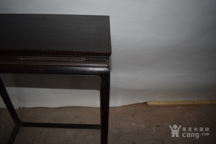 紫檀书桌今日特价3000图3