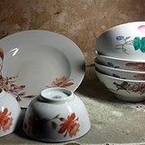 大碗。茶碗和大盘 全品