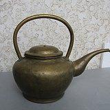 民国大铜壶