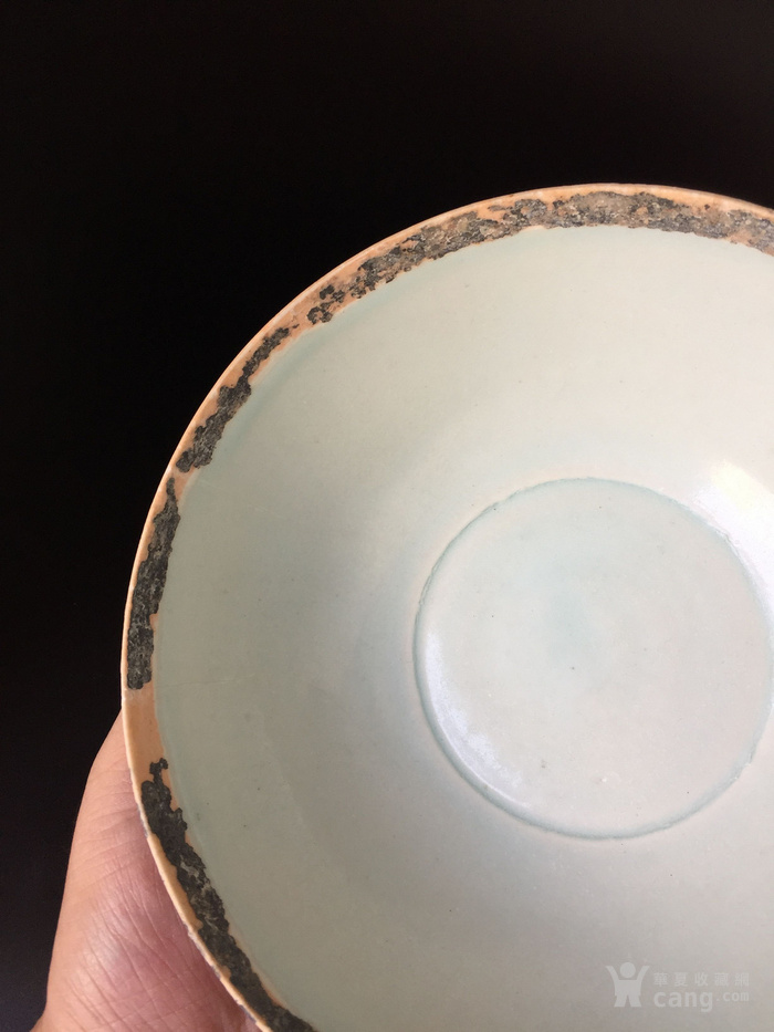 宋 湖田窑面包碗 已经鉴定