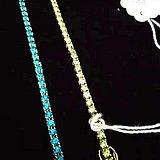漂亮的宝石手链