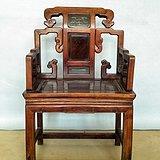 苏工:红榉木太师椅