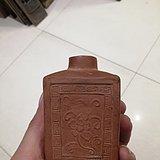 小巧的紫砂茶叶罐