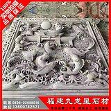 专业石材浮雕厂家 寺庙古建浮雕雕刻 青石花鸟浮雕