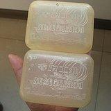 文革塑料肥皂盒一对