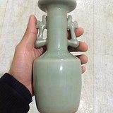 龙泉窑 壁瓶1111111