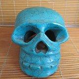 绿松石骷髅 古松石