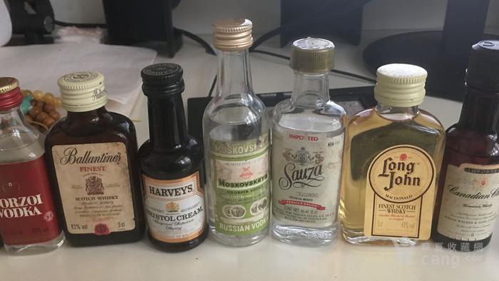 低价出九十年代洋酒版一提8瓶