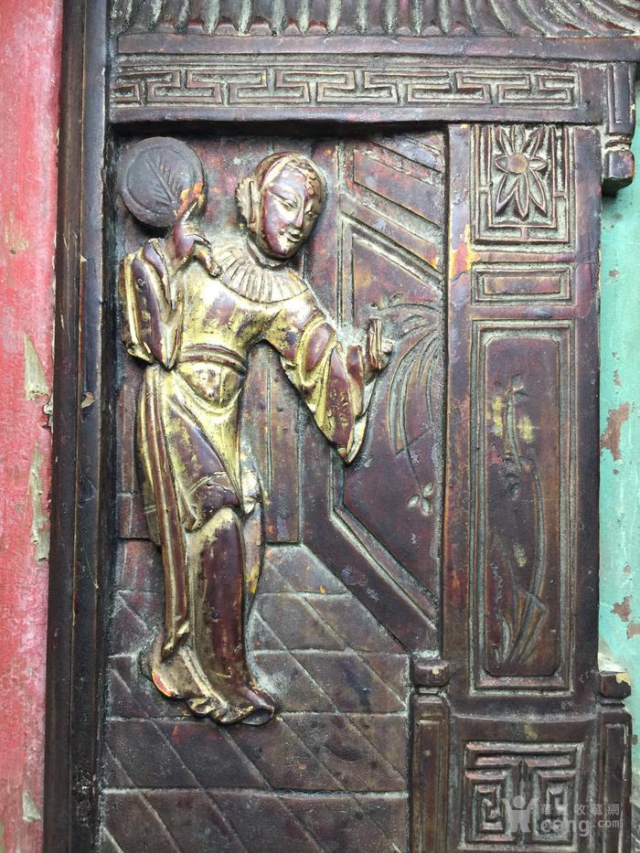 半扇柜门,弄玉吹箫