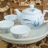 八十年代组合茶具