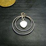 回流之物 至少一二十年的925银耳环一只