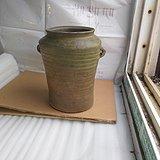 048原始青瓷越窑水井