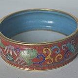 佛教用品珐琅彩环