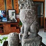 明代老中堂狮