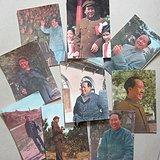 一组毛主席的老照片