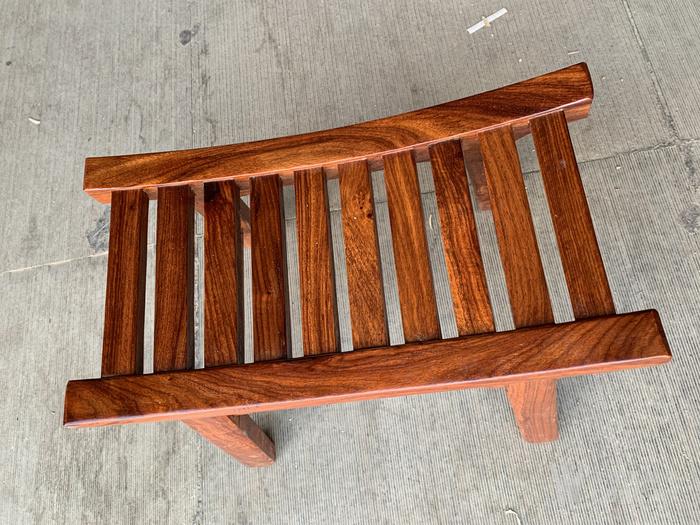 花梨木小板凳