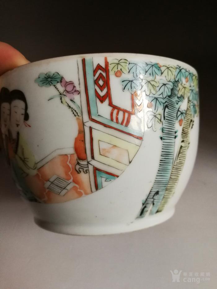 洪义顺大号浅浆彩美女罐的折磨图美女图片