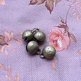 百年藏传铜小铃铛四颗一起拿走