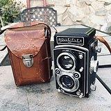 rolleiflex 3.5 E 禄来系列双镜头反光相机