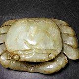漂亮螃蟹把件