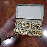 金猫牌女士手表一盒 库存全新
