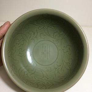 老龙泉窑刻画大碗11188888