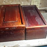 二个老抽盒