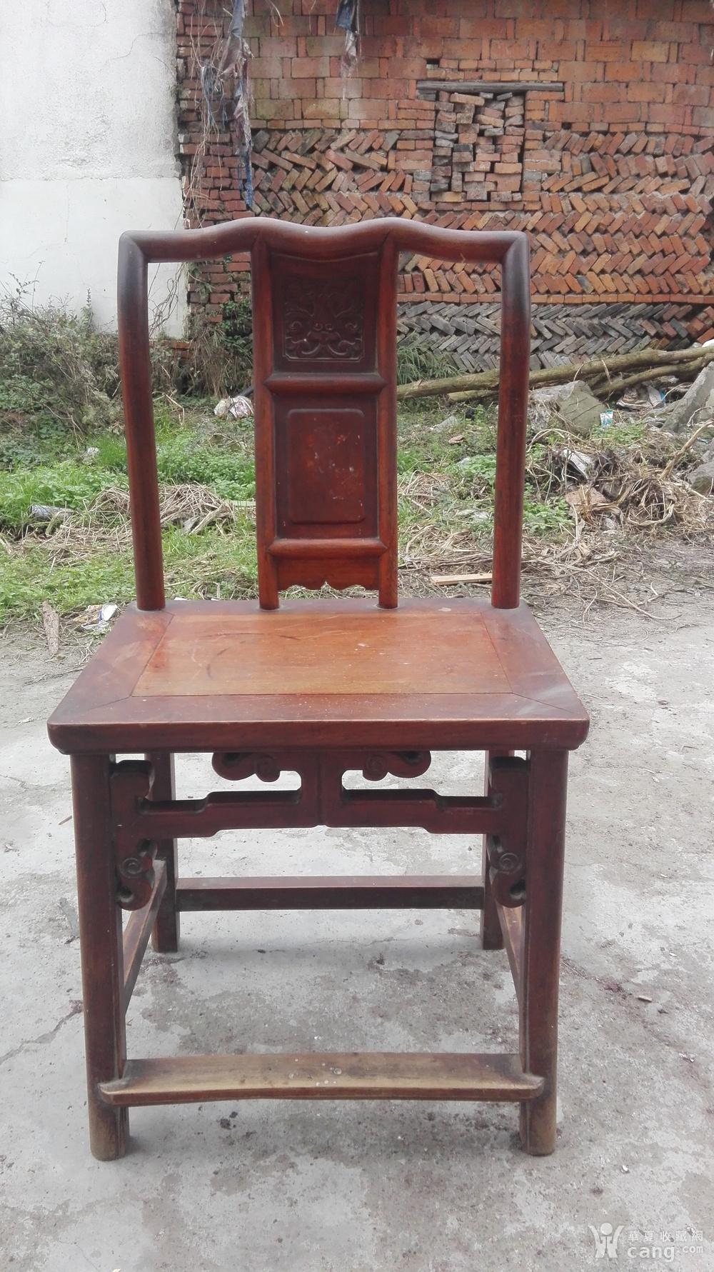 防腐木树椅