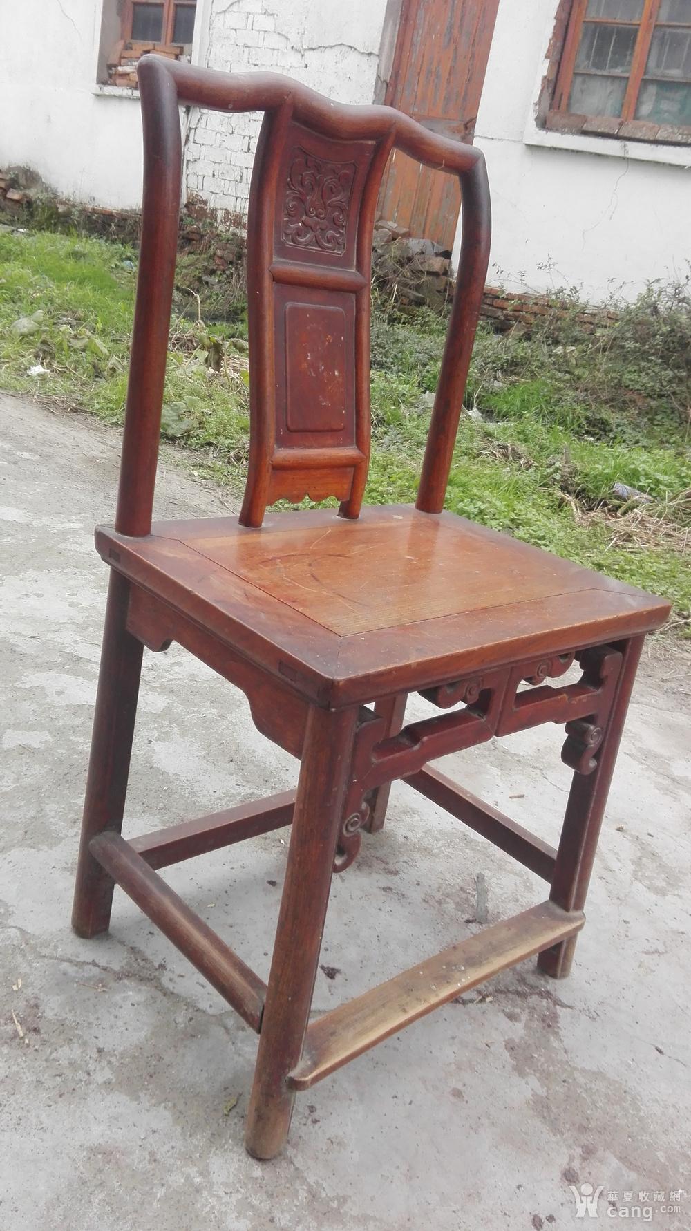 红木南宫椅靠背图片大全