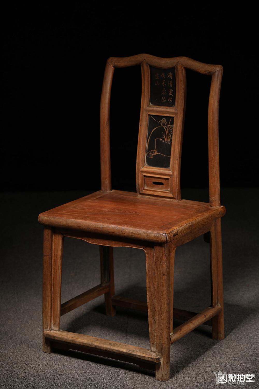 红木靠背圆椅怎么做